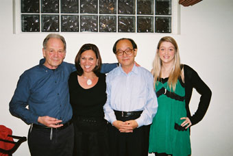 Alex, Anita Heiss, Li Yiao and Kate Miller